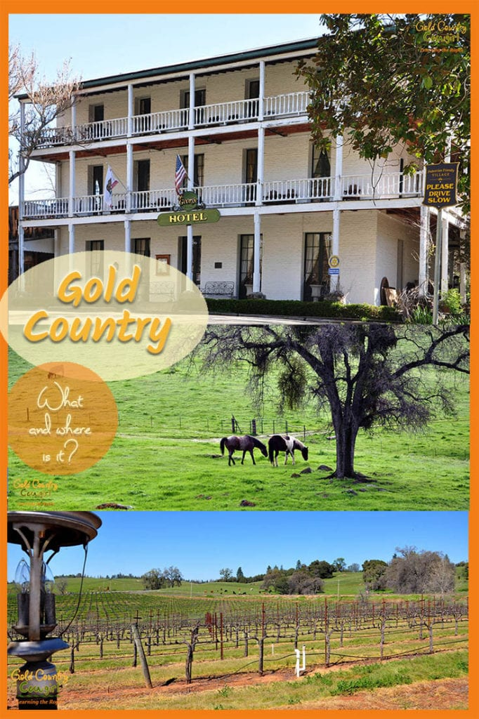 Northern CA's Gold Country encompasses ten counties that lie along the western slope of the Sierra Nevada mountains, reaching into the Sacramento Valley. The area has so much to offer and it'sright in my back yard! I can't wait to explore it. I hope you'll join me on my journey of discovery!