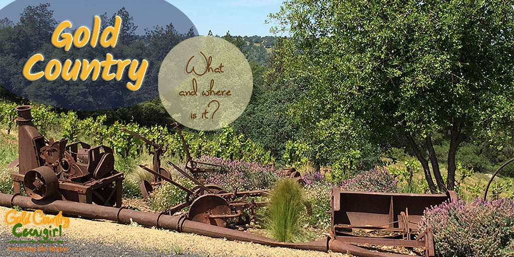 Northern CA's Gold Country encompasses ten counties that lie along the western slope of the Sierra Nevada mountains, reaching into the Sacramento Valley.