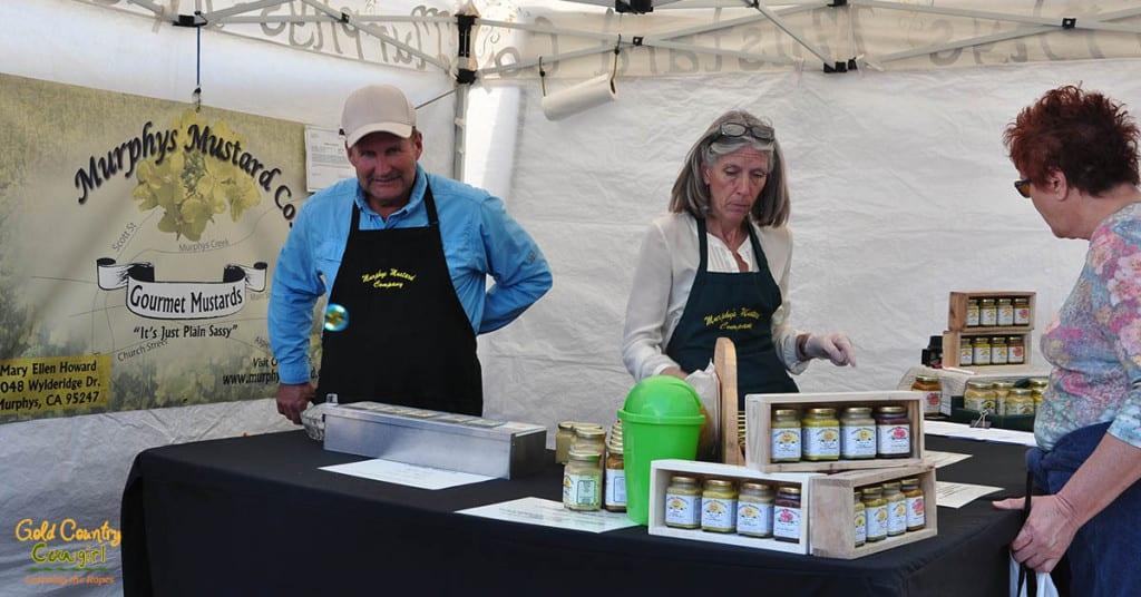 Murphys Mustard at Dandelion Days