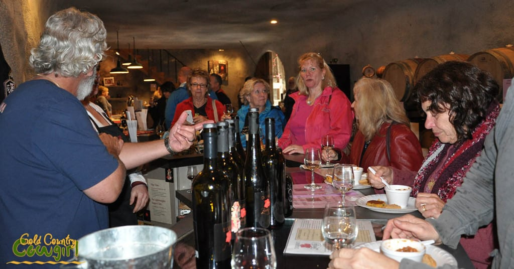 Start on Steiner wine tasting at Dobra