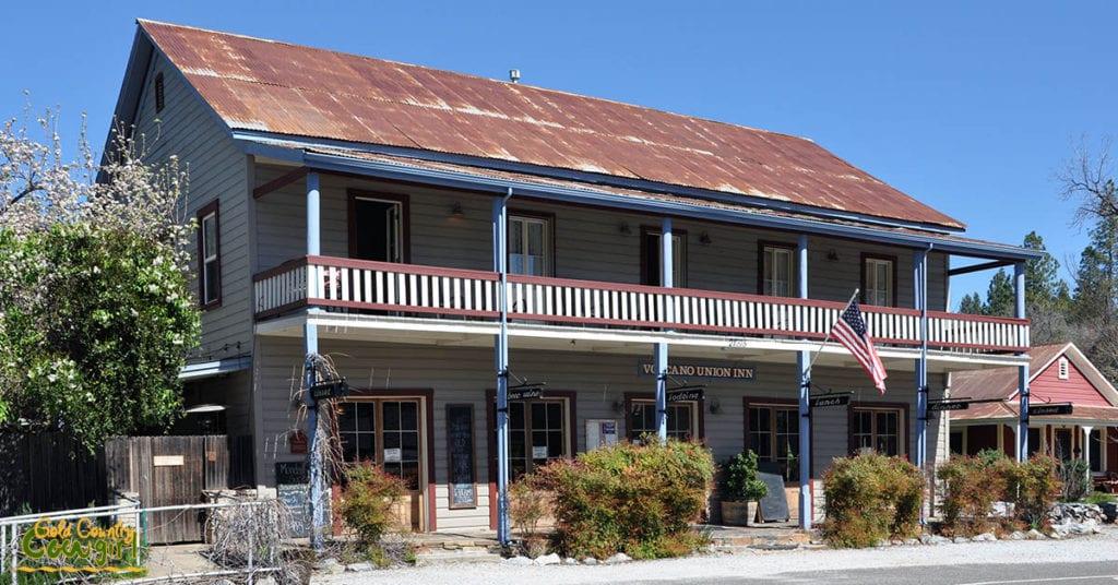 Volcano Union Inn