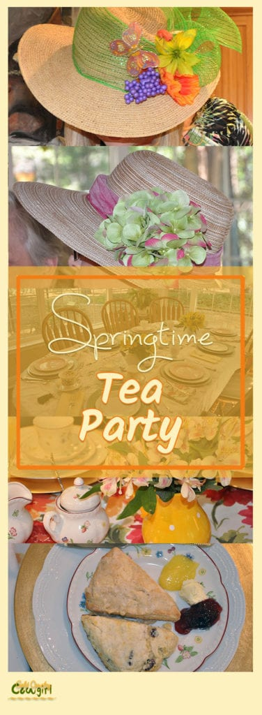 A tea party is a great way to gather together friends for an afternoon of conversation and good food. Learn some tea party etiquette including the proper way to eat scones.