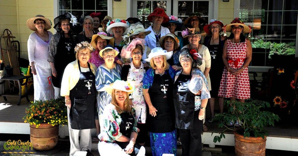 The tea party crew