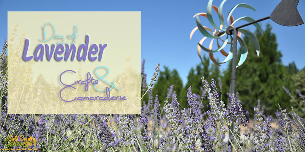 Lavender Crafts and Camaraderie