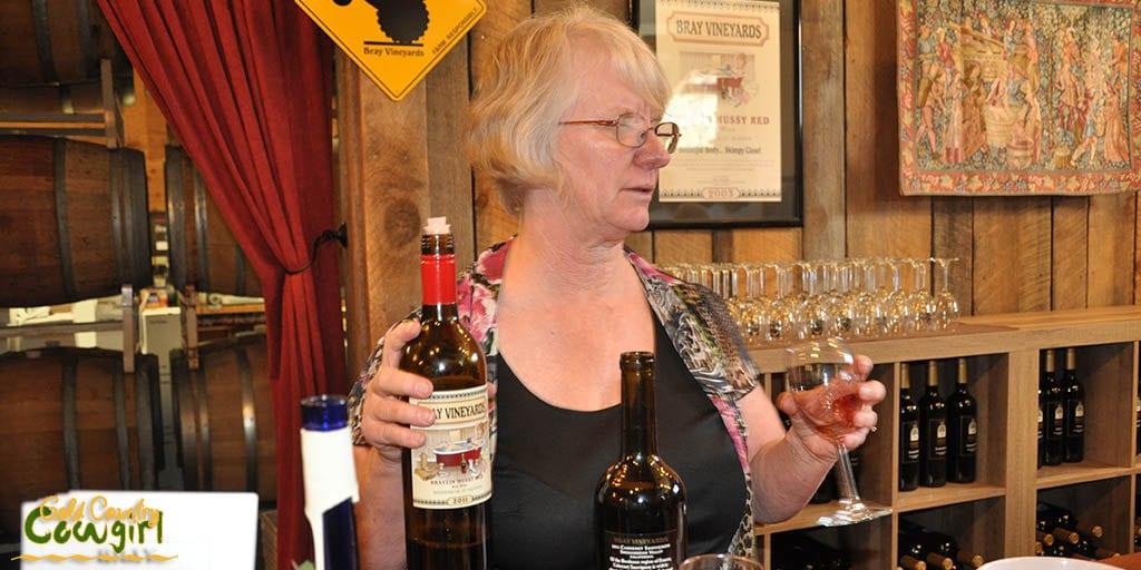 kathy-wine-steward-at-bray-vineyards