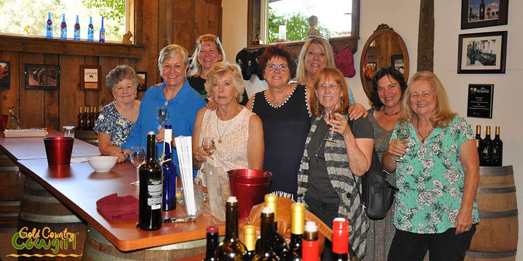 Vixens at Bray Vineyards