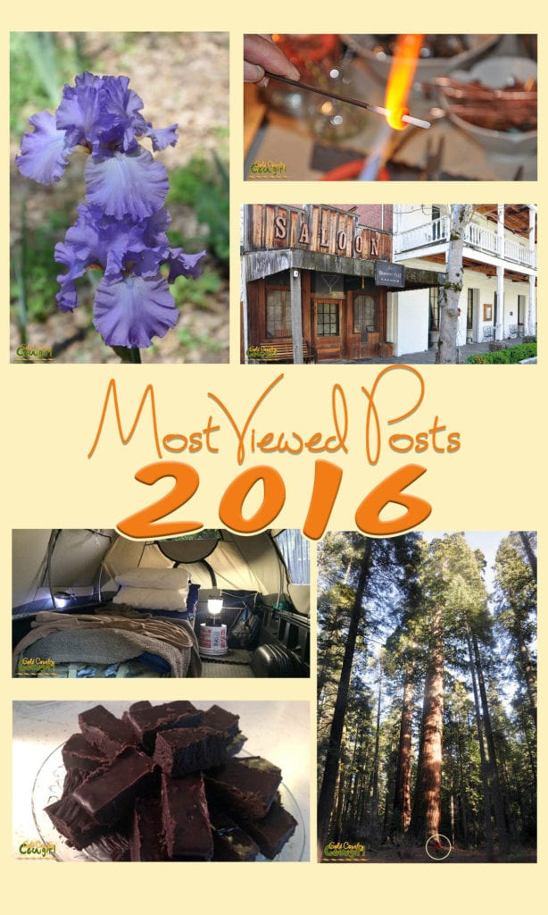 A look back at 2016 and my most viewed posts of the year. There were a few surprises and some things I knew would be there.