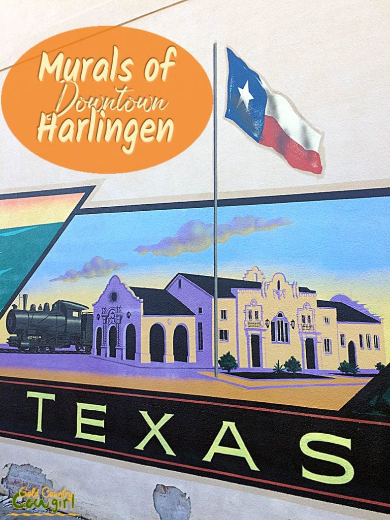 The more than 20 murals that depict various aspects of the Rio Grande Valley's history and culture, is one of the main things for which Harlingen is known.