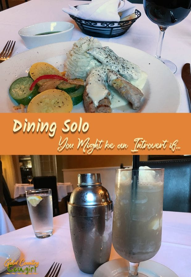 Traveling, or even dining solo, is something I always tried to avoid. Turns out, it is probably because I am an introvert. You might be too if...