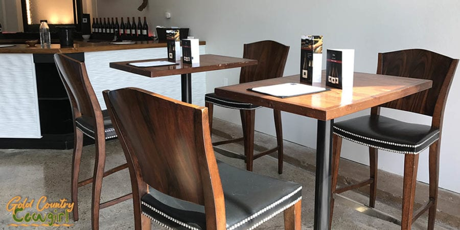 E16 Winery -- New Tasting Room in Somerset, CA
