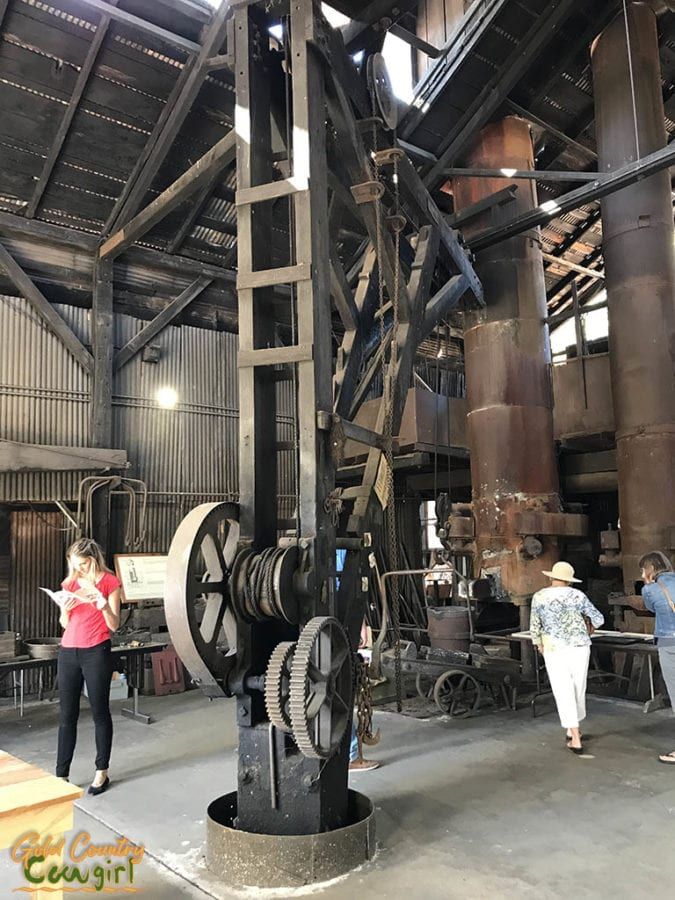 A Glimpse into Local History during Sutter Creek Heritage Days - Knight Foundry