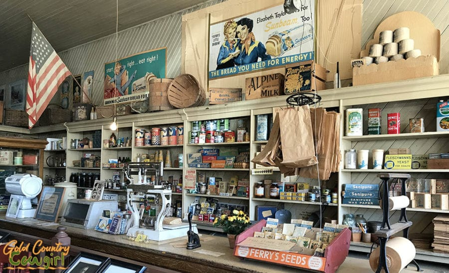 A Glimpse into Local History during Sutter Creek Heritage Days - Monteverde General Store Museum
