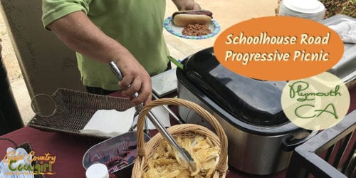 You don't need an excuse to go wine tasting but a special event like the Schoolhouse Road Progressive Picnic in Shenandoah Valley adds to the fun.