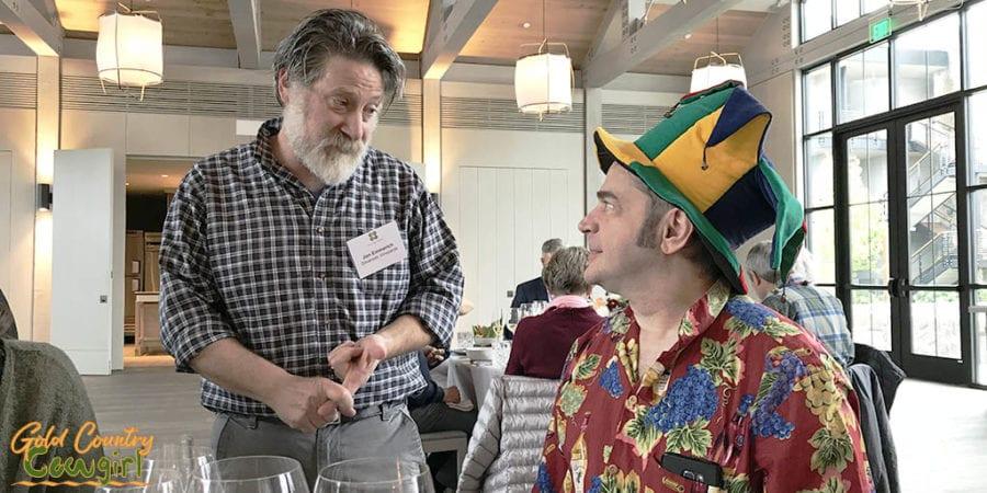 Jon Emmerich of Silverado Vineyards & Wine Lunatic