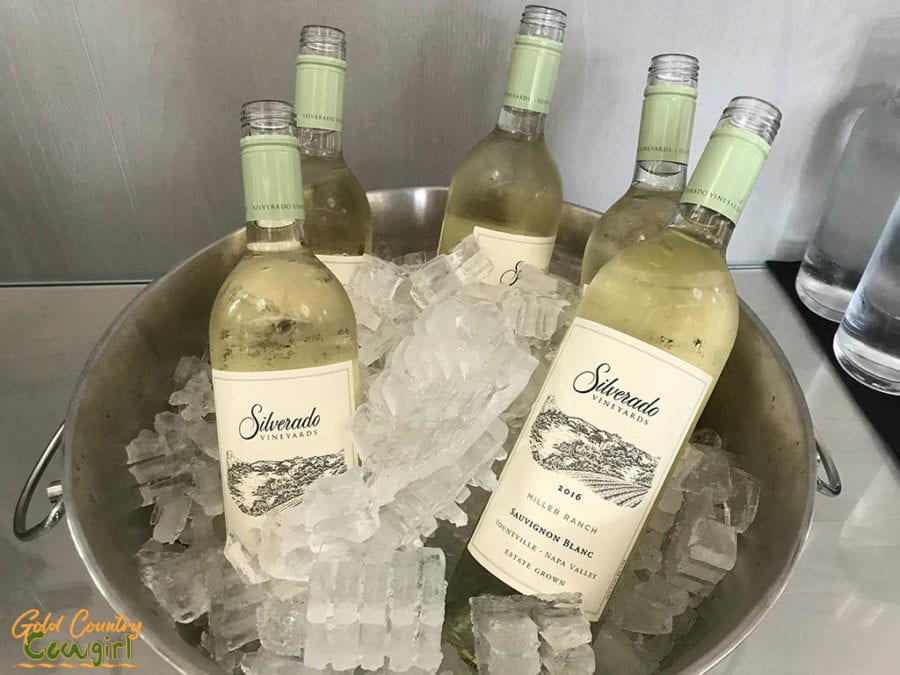 2016 Silverado Vineyards Miller Ranch Yountville Sauvignon Blanc