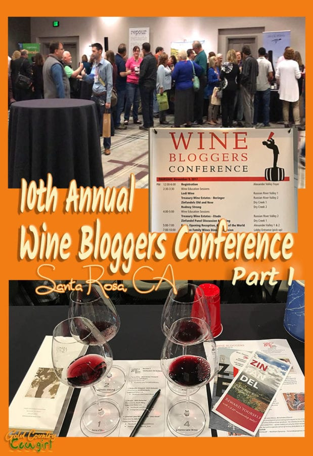Observations on the wine country fires and Zinfandels Old and New from the 10th annual 2017 Wine Bloggers Conference in Santa Rosa, CA.