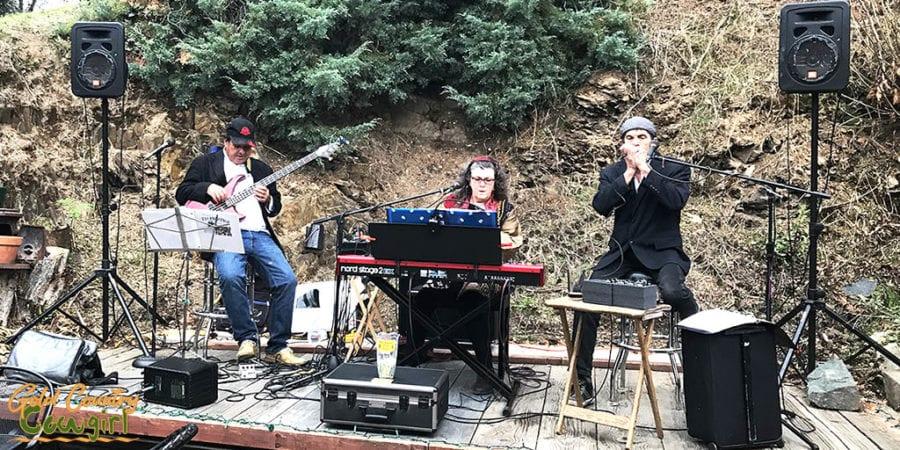 Beau Rhumpas Trio at Jamison's Ale House