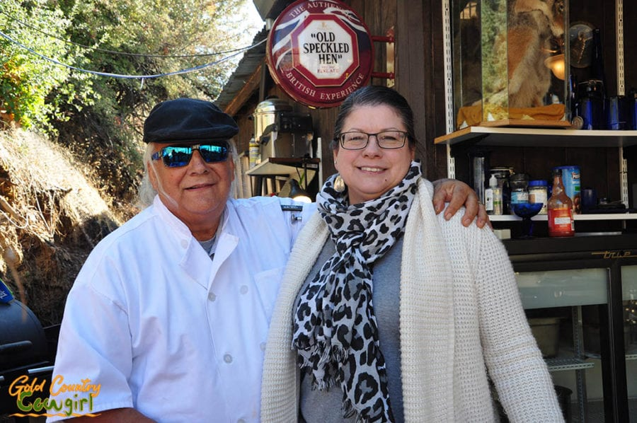 Michael and Virginia Vasquez, owners of Jamison's Ale House