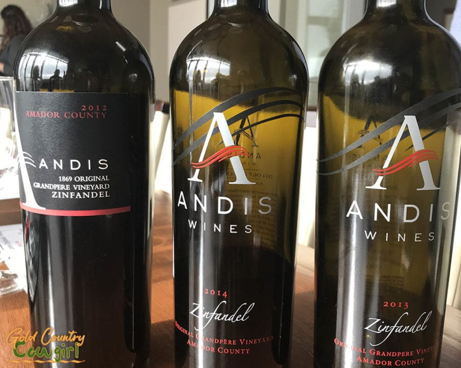 OGP Zinfandel Weekend, Shenandoah Valley, Plymouth, CA - the wines