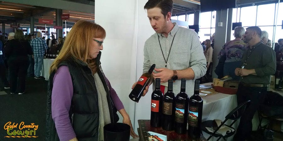 Michael Long, winemaker Amador Cellars