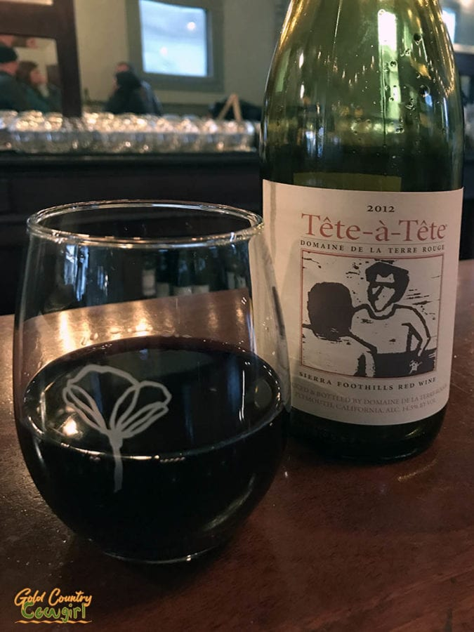 Wine at Small Town Wine Bar in California's Smallest Incorporated City