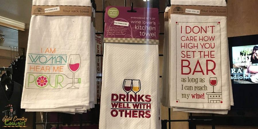 JGW towels