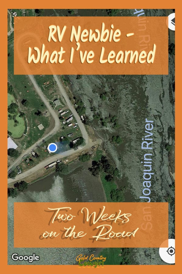 Check out the lessons learned on the road in just two weeks. I'm loving this journey of discovery and the continual reminders that I can do it.
