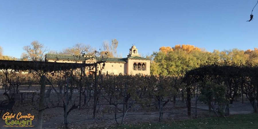 Casa Rondeña Winery exterior