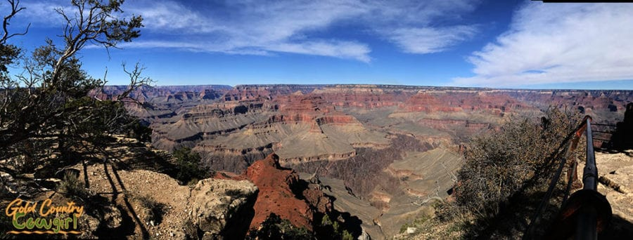 The Grand Canyon is a must add to any California to Texas RV itinerary
