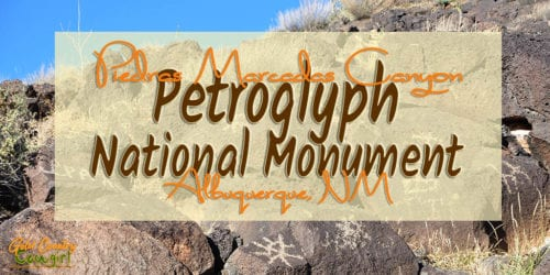Piedras Marcadas Canyon in Petroglyph National Monument, Albuquerque, NM, combined my love of and fascination with history, geology and archeology.