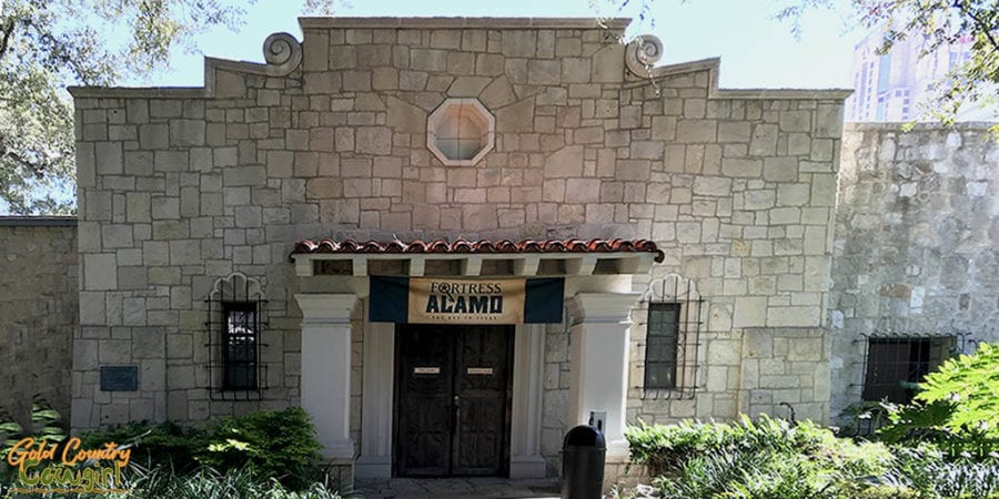 San Antonio Sightseeing: The Alamo