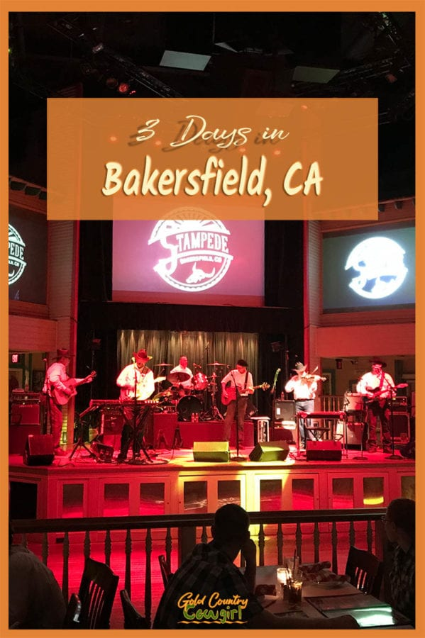 When you think of Bakersfield, do you think of a place to visit and explore? No? Me neither! But there is more to do there than you might imagine.
