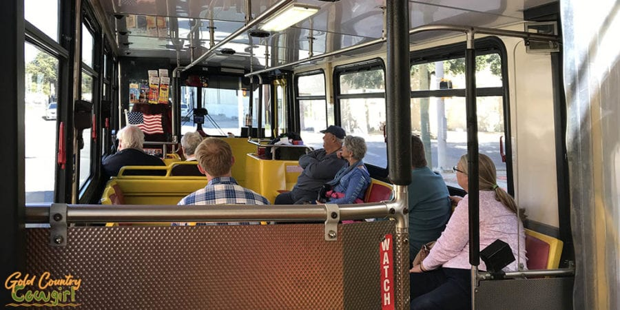 Hop-on Hop-off City Sightseeing Bus - Easiest way to see the best of San Antonio in one day!