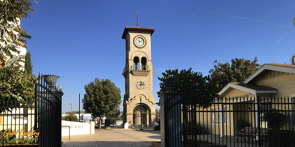 KCM Beale Memorial Clock Tower