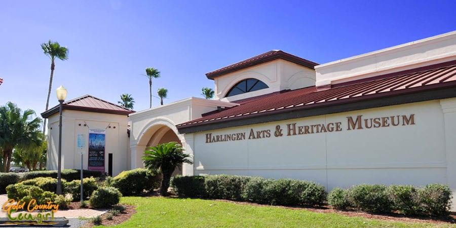 Harlingen Arts & Heritage Museum exterior