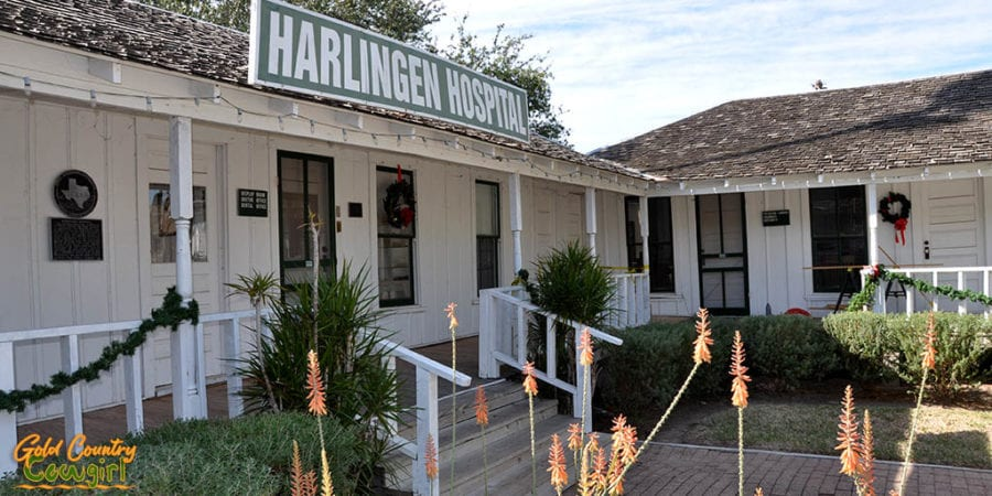 Harlingen first hospital