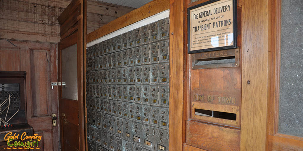 Harlingen museum mail boxes