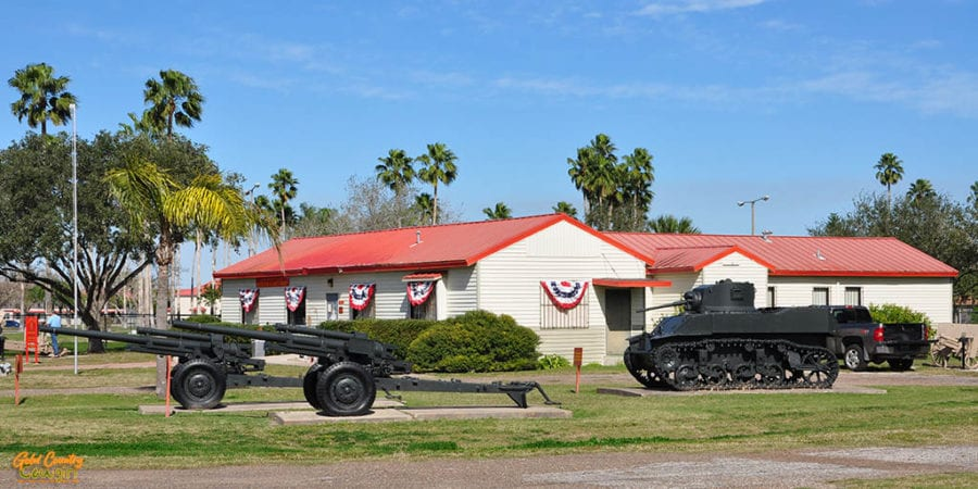 Iwo Jima Memorial Museum & Gift Shop - one of the two museums of Harlingen