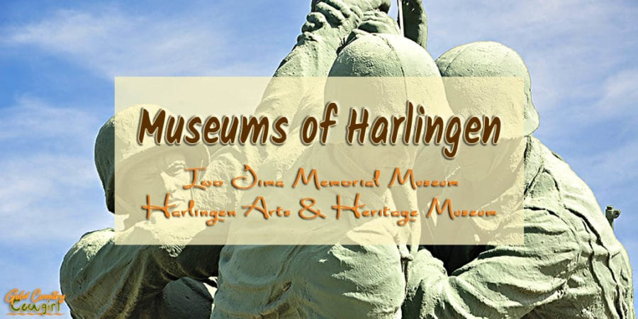 The museums of Harlingen, Texas, the Iwo Jima Memorial Museum and the Harlingen Arts & Heritage museum, top the list of best things to do in Harlingen.