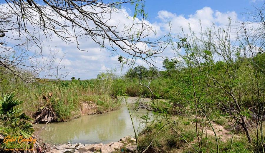 Arroyo in Hugh Ramsey Nature Park