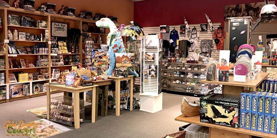 International Museum of Art & Science IMAS gift shop