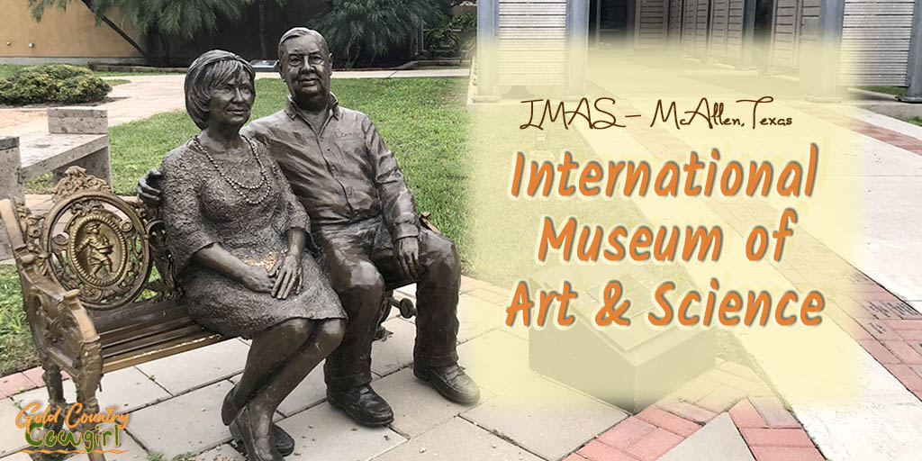 International Museum of Art & Science (IMAS) in McAllen