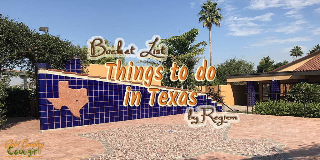 Texas is a diverse state with a mind-boggling number of things to do. Bucket list worthy things to do in Texas by region recommended by travel bloggers. #travel #texas #food #wine #hiking