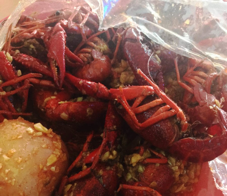 Viet-Cajun crawfish Houston