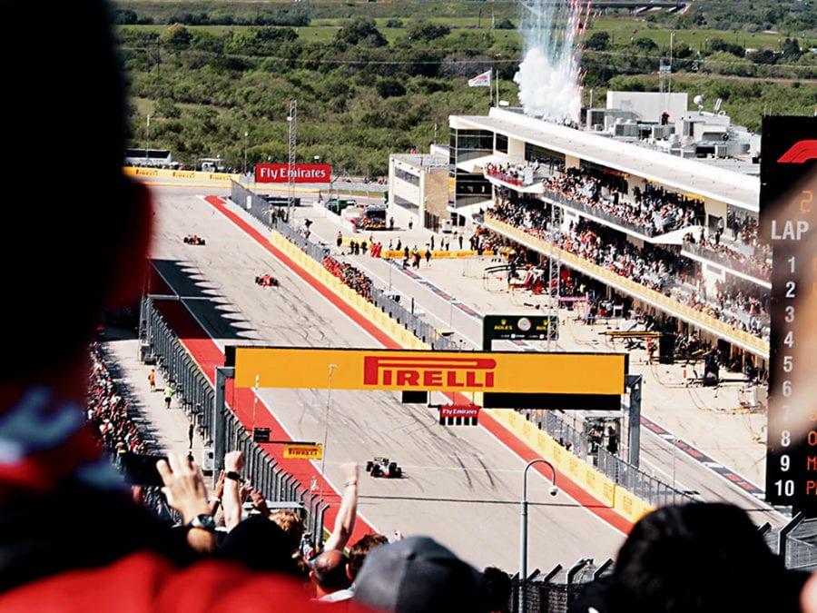 Formula One Grand Prix in Austin