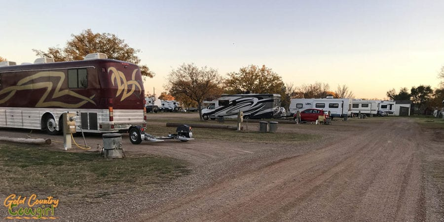 Valley View RV Park Fort Sumner NM