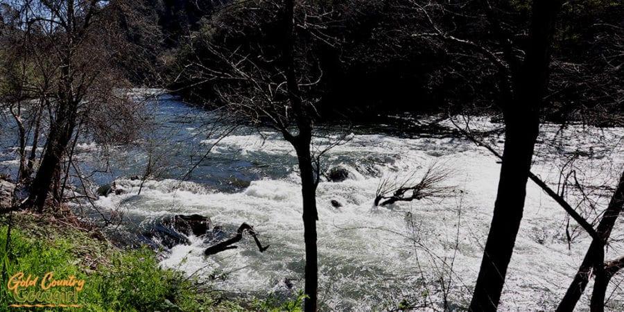 Mokelumne River at Electra