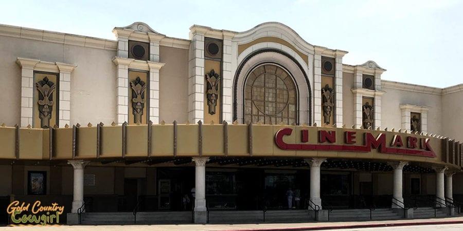 Cinemark 16 movie theater exterior - indoor activity in Harlingen