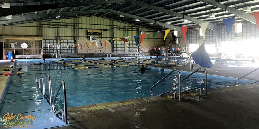 Pendleton Pool