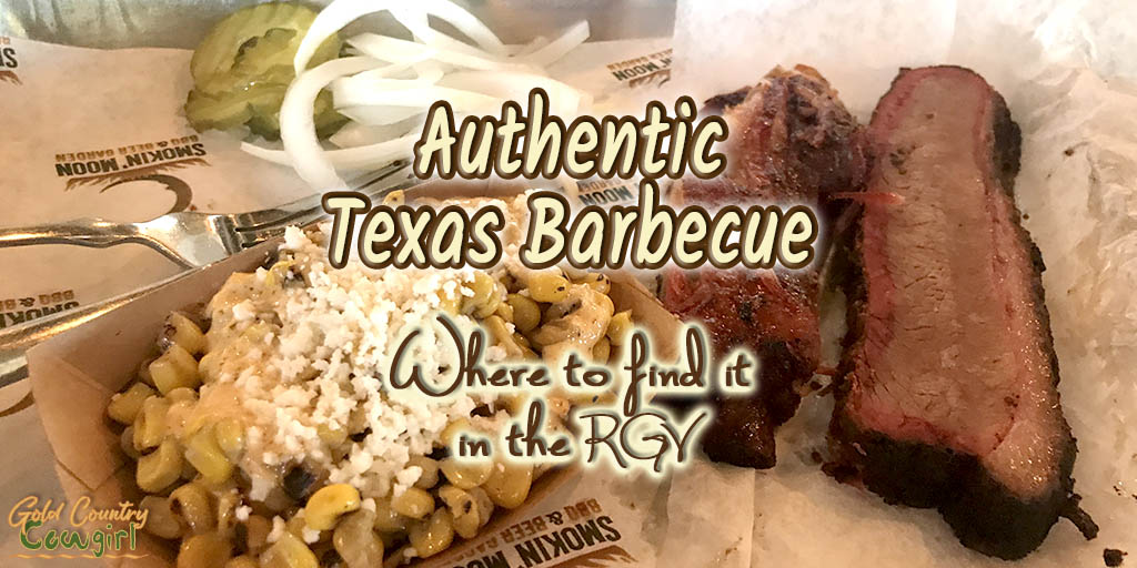 Authentic Texas Barbecue -- What it is and where to find it in the RGV